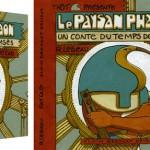 Le Paysan Pharaon. Richard Lebeau & Patrice Cablat.