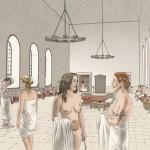 Cassinomagus-reconstitution Tepidarium.