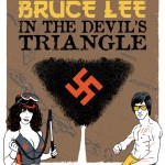 Affiche Ilsa meets Bruce Lee - Invisibles, affiches de films avortés. Café Creed 2012.