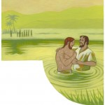 """La Bible"" 8/12 ans, Bayard jeunesse. P171-Jesus"