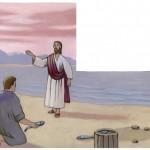 """La Bible"" 8/12 ans, Bayard jeunesse. P172-Jesus"
