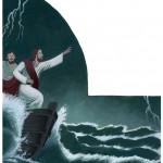 """La Bible"" 8/12 ans, Bayard jeunesse. P174-Jesus"