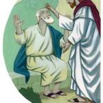 """La Bible"" 8/12 ans, Bayard jeunesse. P177-Jesus"