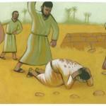 """""""La Bible"""" 8/12 ans, Bayard jeunesse. P221-Ethiene"""