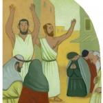 """La Bible"" 8/12 ans, Bayard jeunesse. P226-Saul"