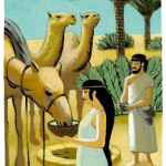 """La Bible"" 8/12 ans, Bayard jeunesse. P35-Jacob"