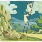 """La Bible"" 8/12 ans, Bayard jeunesse. P37-Jacob"