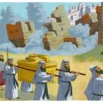 """""""La Bible"""" 8/12 ans, Bayard jeunesse. P85-Jericho"""