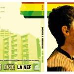 CD, Jaquette arrière et face. Daouda & Sangha Ras, 2007.