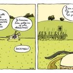 """""""Petites histoires de l'Histoire de France, Alienor"""". Mango jeunesse."""