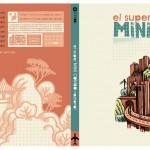 CD, arrière et face digipack. El Super Mini Combo Nacional, 2009.