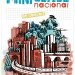 """Affiche 40x60 cm, """"El Super Mini Combo Nacional"""", 2010."""