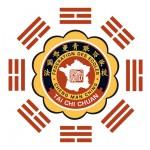 """Fanion """"Federation des écoles Cheng Man Ching"""", 2009."""