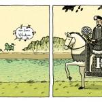 """""""Petites histoires de l'Histoire de France, Henri II"""". Mango jeunesse."""