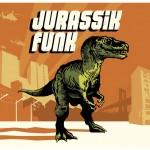 """Cd Digipack, face """"Jurassik Funk"""". Tam attitudes, 2009."""