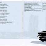 """Livret Cd """"Jurassik Funk"""". Tam attitudes, 2009."""