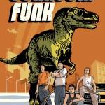 "Affiche 40x60 cm. ""Jurassik Funk"". Tam attitudes, 2009."