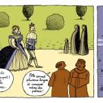 """""""Petites histoires de l'Histoire de France, Marie Stuart"""". Mango jeunesse."""