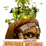 """Projet T.Shirt """"Festival Musiques Métisses"""", Angoulême (16), 2004. Non édité."""