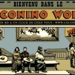 Couvertures hebdomadaires du Webdo de Coconino World.