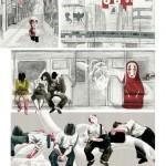 Art monstre / Café Creed - Hayao Miyazaki par Patrice Cablat, 2013