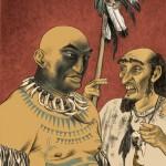 La légende de Marukoa - Tumata Robinson & Patrice Cablat, Édition Au vent des îles, 2013